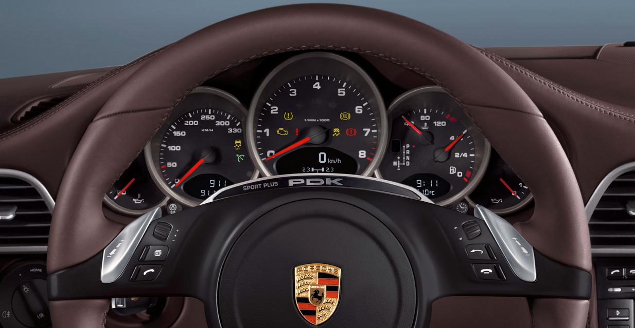 Porsche_Dashboard