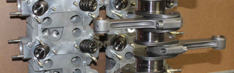 Crankshaft and rods pic #2 for website