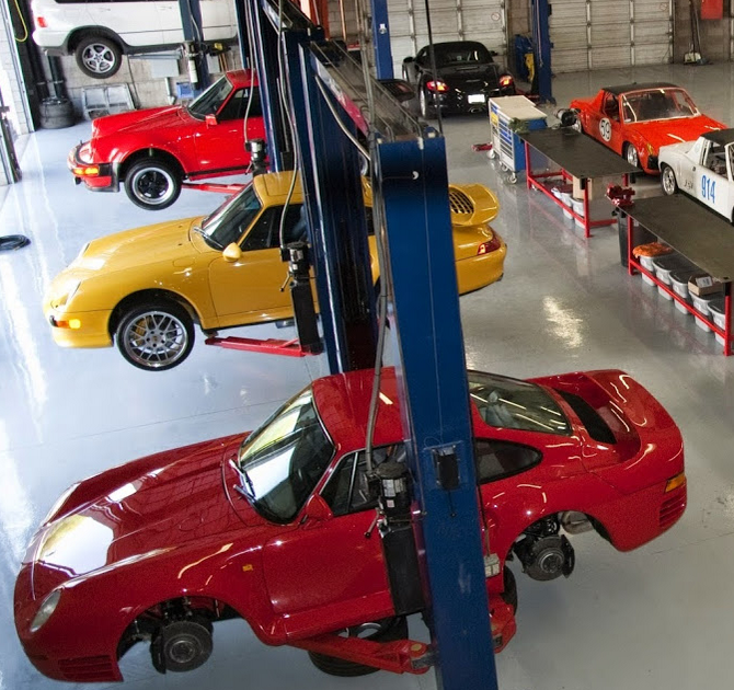 Porsche Auto Repair - Beck's European (Scottsdale)