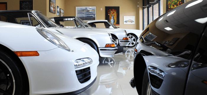 Beck's European - Porsche