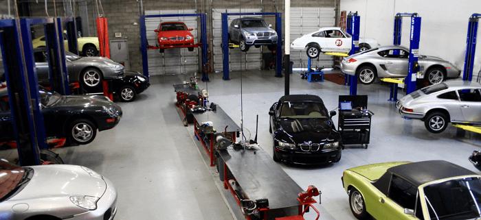 Beck's European - Porsche BMW Audi (Scottsdale)